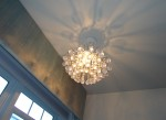 Master Bath light fixture